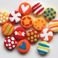 Mini-boutons Bec Sucré