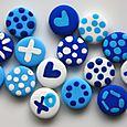 Mini-boutons Bébé garçon