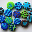 Mini-boutons Inspiration Mec