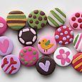 Mini-boutons Inspiration Charmante Petite - Mini Buttons: Inspiration Charmante Petite