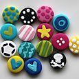 Mini-boutons Océan