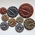 Horloges métalliques - Metallic Clocks