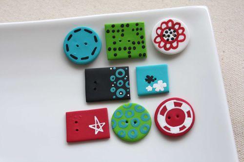 Boutons Non Conforme / MixMatched Buttons