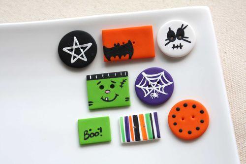 Boutons Halloween / Halloween Buttons