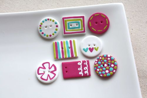 Boutons Any-Rose / Any-Rose Buttons
