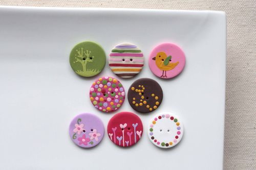 Boutons Inspiration Charmante Petite - Buttons: Inspiration Charmante Petite