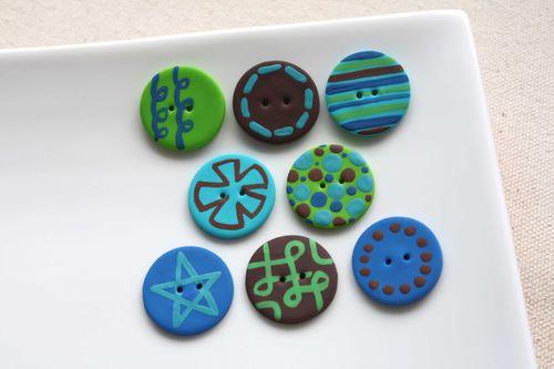 Boutons Inspiration Mec / Mec Buttons