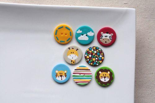 Boutons Inspiration Petit Coquin - Buttons: Inspiration Petit Coquin